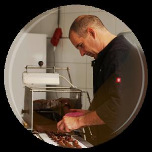Tim van Zutphen - Chocolaterie en chocoladeworkshops in Twente
