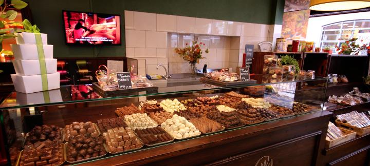 Chocolaterie van Zutphen in Losser, Overijssel