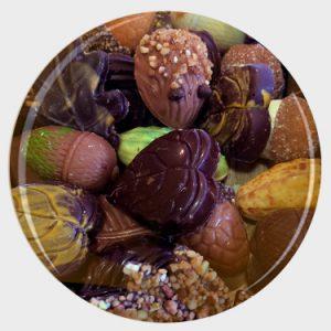Handwerk chocoladebonbons uit Twente